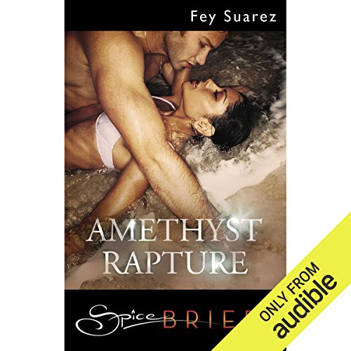 Amethyst Rapture audiobook cover art