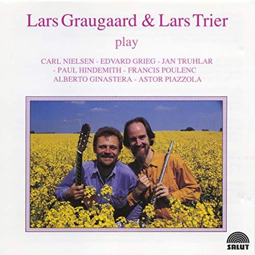 Lars Graugaard & Lars Trier play Carl Nielsen - Edvard Grieg - Jan Truhlar - Paul Hindesmith - Francis Poulenc - Alberto Ginastera - Astor Piazzola