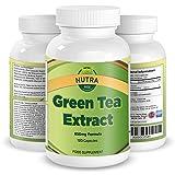 Extracto Puro de Té verde. El mejor suplemento para perder peso. Recomendado en el programa de...
