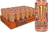 Monster Energy Juice Monster, Energy + Juice, Papillon, 16 Fl Oz (Pack of 24)