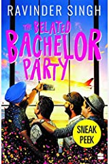 The Belated Bachelor Party (Free Sample) Kindle Edition
