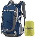 MOUNTAINTOP 40L Sac à Dos de randonée Trekking Camping Voyage pour Homme Femme Alpinisme en Plein air