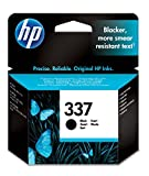 HP 337 C9364EE pack de 1, cartouche d'encre d'origine, imprimantes HP DeskJet, HP OfficeJet, HP...
