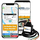 MotoSafety MWAAS1P1 Wired 3G GPS Car Tracker with One Month of...