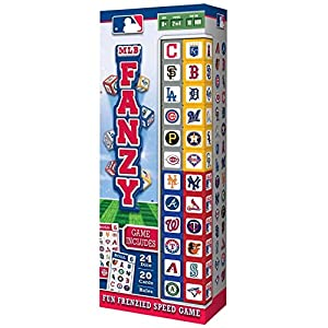MasterPieces MLB Fanzy Dice Game