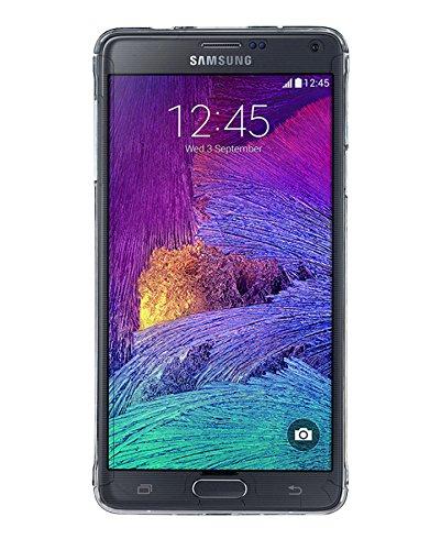 ShieldX2, transparant, voor voor- en achterkant voor Samsung Note 4