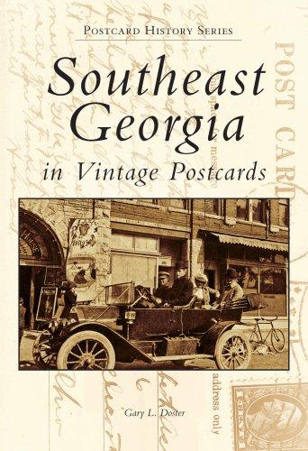 Southeast Georgia in Vintage Postcards (Postcard History)