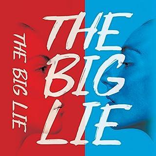 The Big Lie audiobook cover art