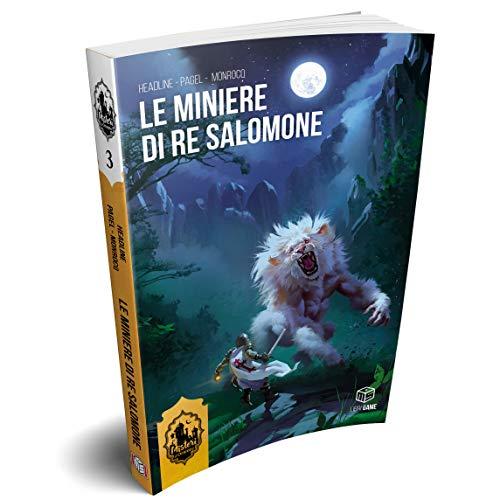 Ms Edizioni - Misterios de Oriente-Las Miniere di Rey Salomone, Color Amarillo, 102500