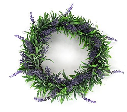 Deko Kranz Lavendel groß Ø 30cm