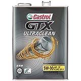 カストロール エンジンオイル GTX ULTRACLEAN (旧DC-TURBO) 5W-30 4L 4輪ガソリン車専用部分合成油 Castrol