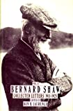 Bernard Shaw Collected Letters, Vol. 3: 1911-1925