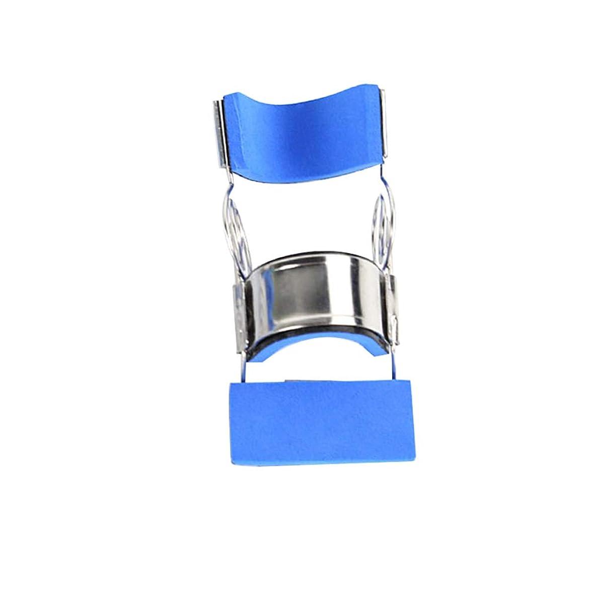 出血疎外するパッケージHealifty 指スリーブサポートプロテクターステンレス鋼指運動指関節補正骨折固定副木可動サイズl 1ピース