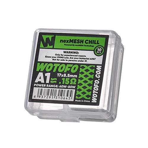 Wotofo nexMESH Coil Chill 0,15 Ohm, 10 g