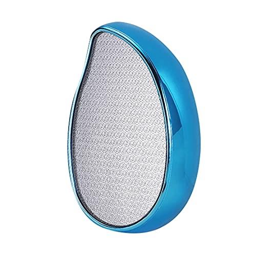 YUECI 2in1 Nano Hornhautentferner,Nass & Trocken Hornhautfeile, Professionelle Fußfeile Fußpflege für Beseitigung von Hartem Kallus Abgestorbener und Rissiger Haut,Sichere Fußpflege zu Hause