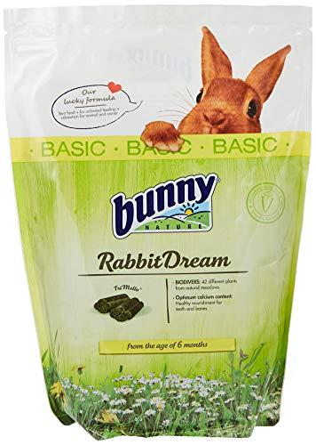 Bunny - Pienso para Conejos Adultos Rabbit Dream 1,5 kg