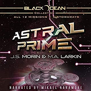 Black Ocean: Astral Prime Collection cover art