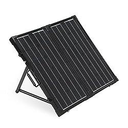 Renogy 60W Monocrystalline Foldable Solar Suitcase
