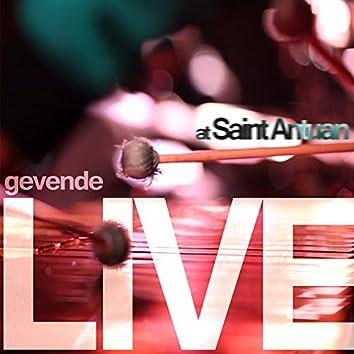 Live at St Antuan