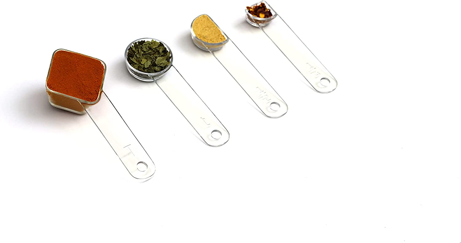 Visual Measuring Spoons by Nesting Industries Welcome Sale SALE% OFF Shatter Deluxe
