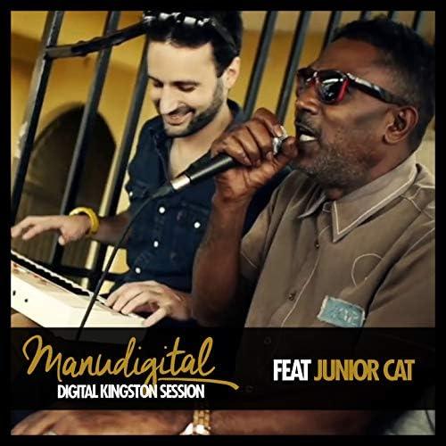 Manudigital feat. Junior Cat