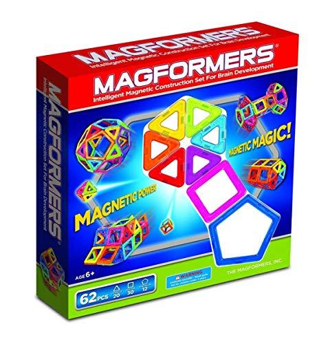 MAGFORMERS 62 pcs