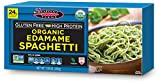 A HIGH-PROTEIN VEGAN FOOD: Seapoint Farms Organic Edamame Spaghetti is perfect for plant-based diets. Our soybeans are processed into dry spaghetti noodles to preserve their nutrients, including protein, making them ideal for vegans and vegetarians. ...