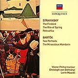 Stravinsky / Bartok: Ballet Music
