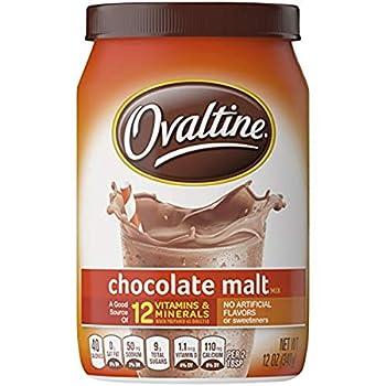 ovaltine chocolate malt