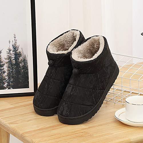 Beheizbare Fußwärmer, 1 Paar Elektrische Heizung Hausschuhe USB Warme Plüsch Hausschuhe Pantoffeln, Fußwärmer Schuhe Stiefel Einlegesohlen Halten Die Füße Warm,C,34~36