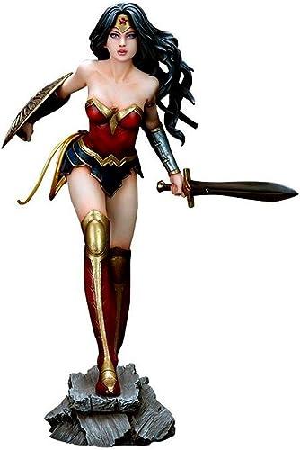 tienda en linea DC Comics Fantasy Figure Gallery Gallery Gallery PVC Statue Wonder Woman 30 cm Yamato  Venta en línea de descuento de fábrica