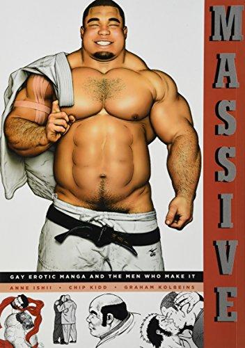 MASSIVE GAY MANGA & MEN WHO MAKE IT: Gay Japanese Manga and the Men Who Make It