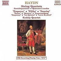String Quartets by HAYDN (1992-06-30)