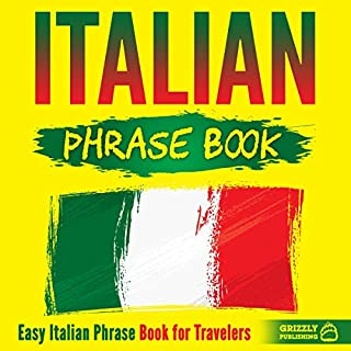 Italian Phrase Book cover art