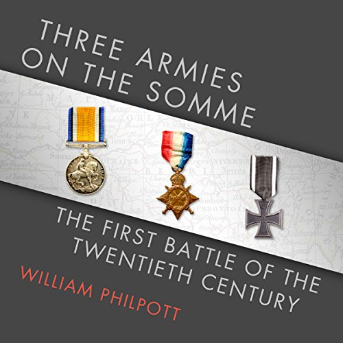Three Armies on the Somme cover art