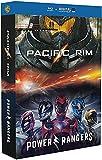 Power Rangers + Pacific Rim [Francia] [Blu-ray]
