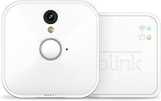 Blink Sistema de cámaras de seguridad para interiores con detección de movimiento vídeo HD 2 años de autonomía y almacenamiento en el Cloud - 1 cámara