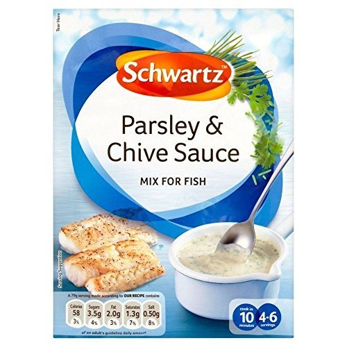 Schwartz for Fish Parsley & Chive Sauce Mix (38g) by Groceries