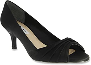 Nina Womens Open Toe Classic Pumps