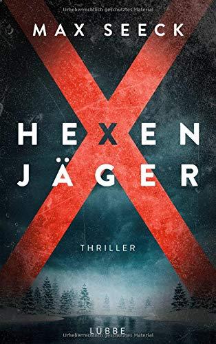 Buchseite und Rezensionen zu 'Hexenjäger: Thriller (Jessica-Niemi-Reihe, Band 1)' von Max Seeck