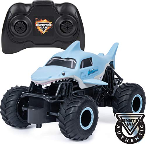 Monster Jam RC Megalodon-Camión a...