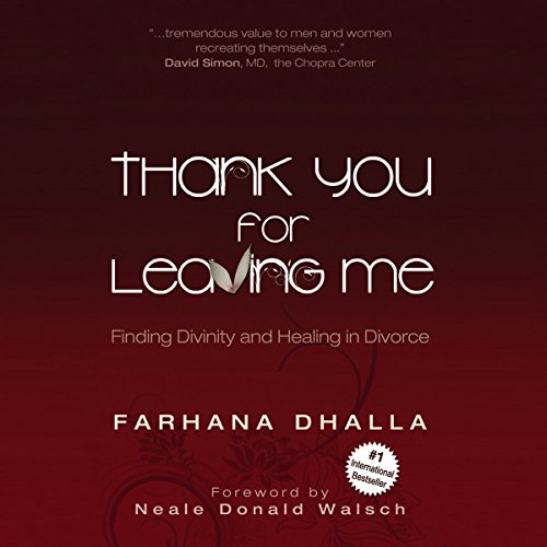 Thank You for Leaving Me (Revised Edition) audiobook cover art