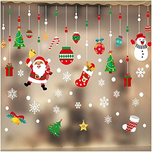 Adhesivos Navidad Escaparates Marca FBNDFUI5DVBU