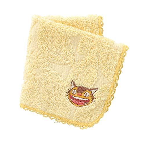 丸眞 TT-6703 ウエディングミニタオル となりのトトロ ネコバス パステルオレンジ スタジオジブリ 20×20cm プチギフト 1105023400 綿 コットン Wedding Mini Towel エチケット