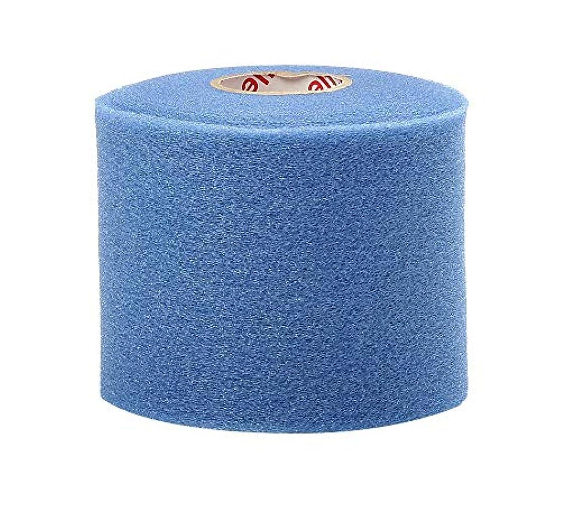 Mixed Colors Bulk Prewrap for Athletic Tape - 12 Rolls, Blue