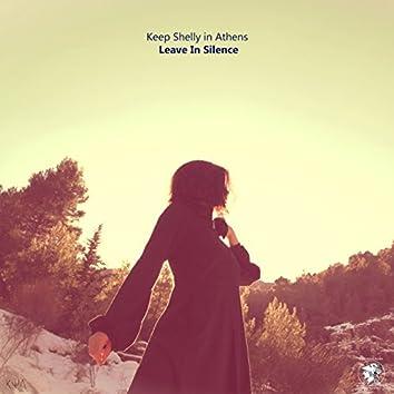Leave in Silence - Single