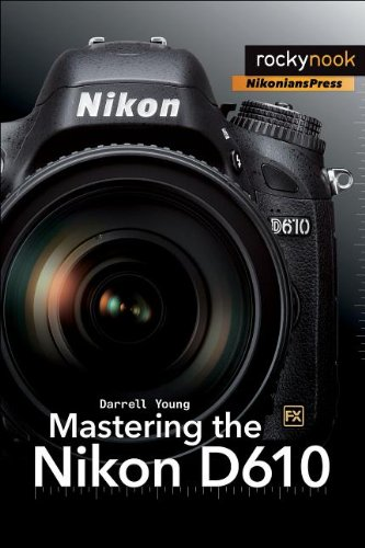 Mastering the Nikon D610 (The Mastering Camera Guide Series) (English Edition)
