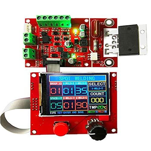 Pantalla de soldadura controlador Junta NY-D08 neumático soldadora por puntos de control del sensor digital Tiempo Junta módulo de control, Componentes