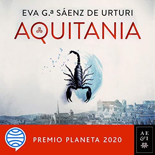 Diseño de la portada del título Aquitania