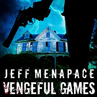 Vengeful Games - A Dark Psychological Thriller audiobook cover art